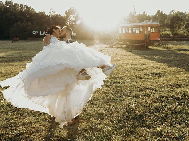 O casamento de Diana e Nuno