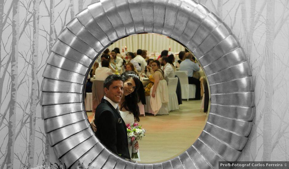 O casamento de Marco e Sofia em Mação, Mação