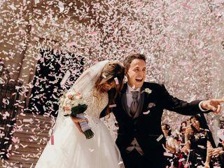 O casamento de Rita e Luís