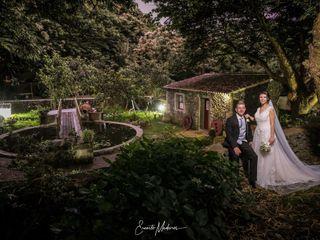 O casamento de Beatriz e Lino