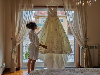 O casamento de Cassandra e Jeremy 1