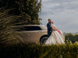 O casamento de Cassandra e Jeremy