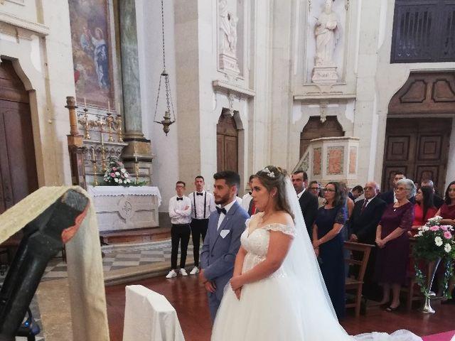 O casamento de Rui e Ana  em Óbidos, Óbidos 10