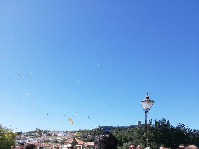 O casamento de Rui e Ana  em Óbidos, Óbidos 11
