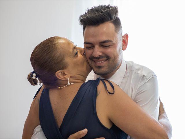 O casamento de Sergio e Sara em Almada, Almada 8