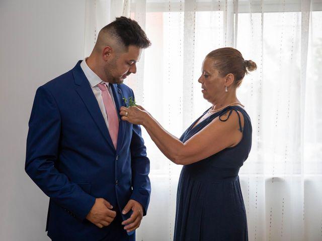 O casamento de Sergio e Sara em Almada, Almada 9