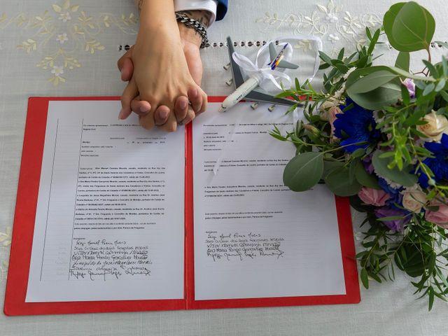 O casamento de Sergio e Sara em Almada, Almada 68