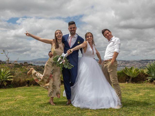 O casamento de Sergio e Sara em Almada, Almada 95
