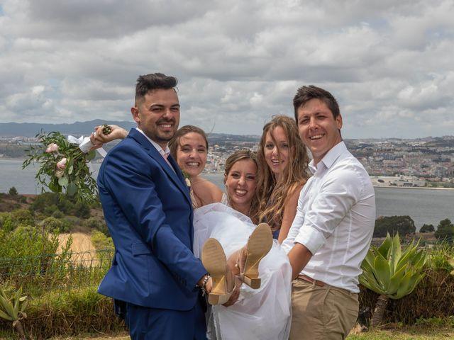 O casamento de Sergio e Sara em Almada, Almada 96