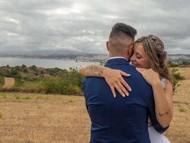 O casamento de Sergio e Sara em Almada, Almada 104