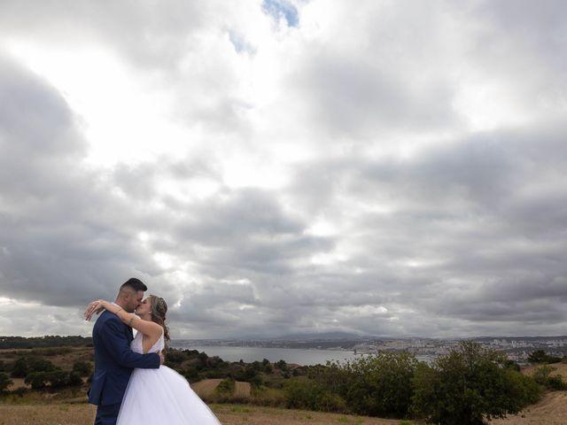 O casamento de Sergio e Sara em Almada, Almada 105