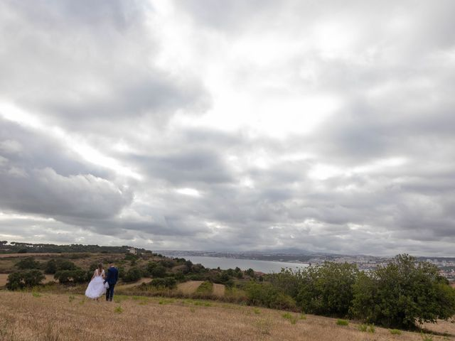 O casamento de Sergio e Sara em Almada, Almada 106