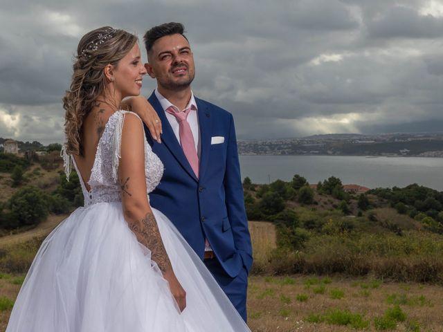 O casamento de Sergio e Sara em Almada, Almada 1