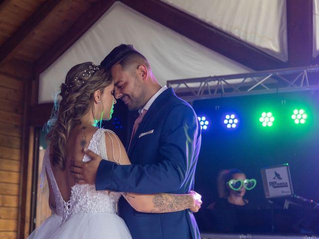 O casamento de Sergio e Sara em Almada, Almada 114