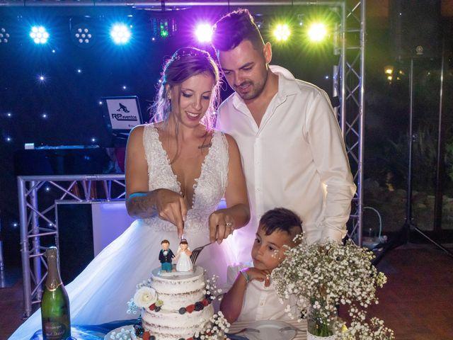 O casamento de Sergio e Sara em Almada, Almada 138