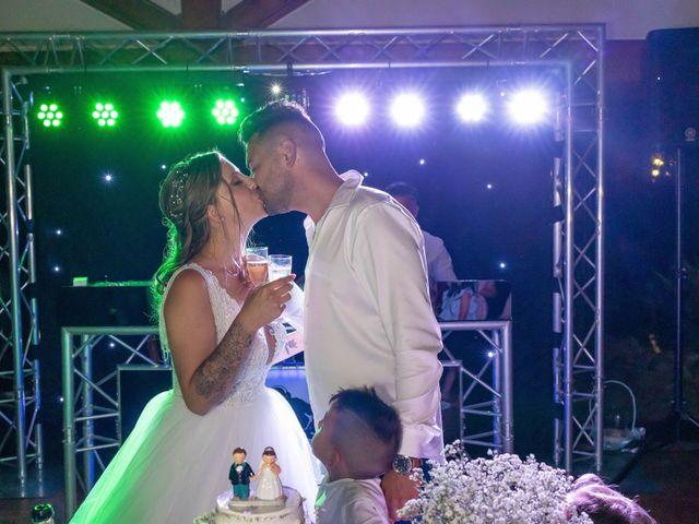 O casamento de Sergio e Sara em Almada, Almada 140