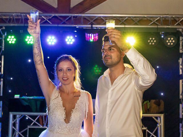 O casamento de Sergio e Sara em Almada, Almada 142