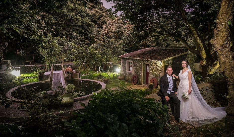 O casamento de Lino e Beatriz em Praia da Vitória, Terceira