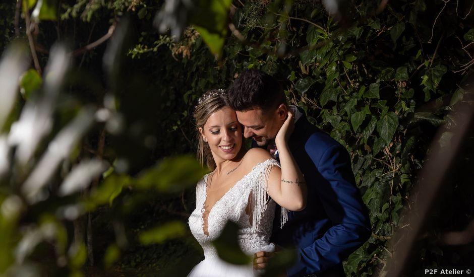 O casamento de Sergio e Sara em Almada, Almada