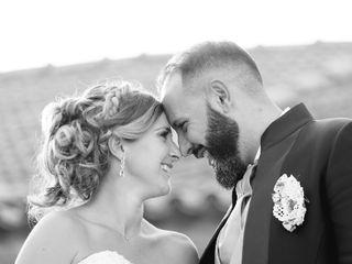 O casamento de Cátia e Tiago