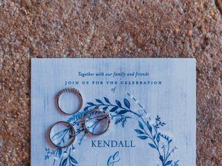 O casamento de Kendall e Rui 1