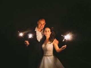 O casamento de Neuza e Jorge