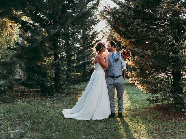 O casamento de Kendall e Rui