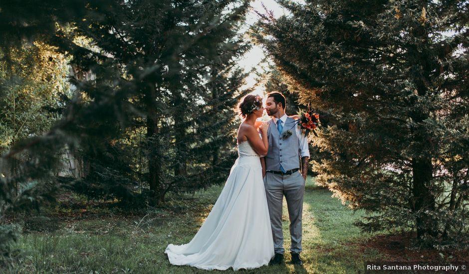 O casamento de Rui e Kendall em Pinhal Novo, Palmela