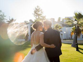 O casamento de Marta e José
