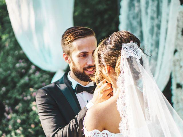 O casamento de Patrícia e Rúben