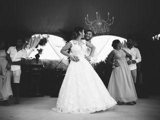 O casamento de Telma e Cédric