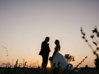 O casamento de Milene e Alexandru