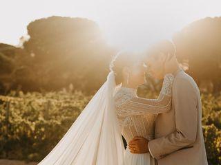 O casamento de Tiago e Priscila