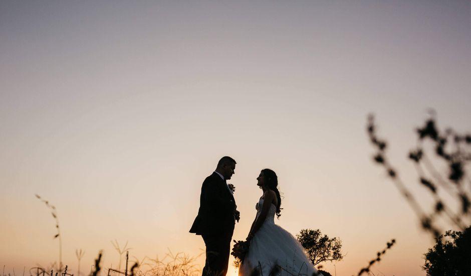 O casamento de Alexandru  e Milene em Montijo, Montijo