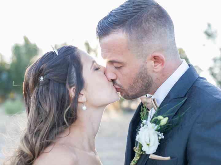 O casamento de Soraia e Valter