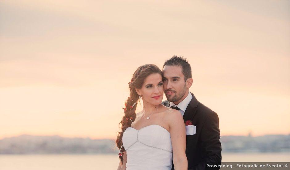 O casamento de João e Ana em Samouco, Montijo