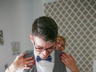 O casamento de Cristiana e Flávio 2