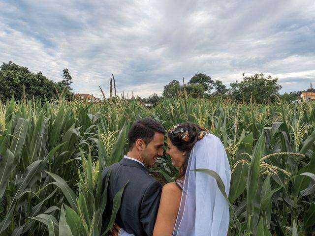 O casamento de Mariana e Telmo