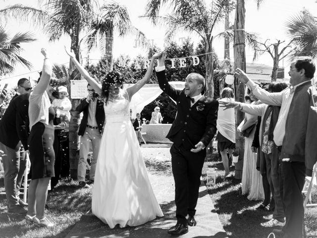 O casamento de Isabel e Marco