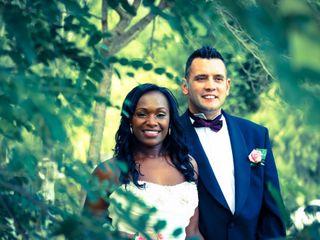 O casamento de Tina e Martinho