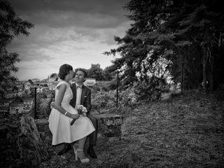 O casamento de Xana e Roberto