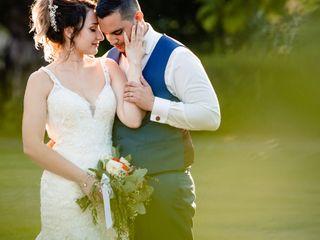 O casamento de Marina e Philippe