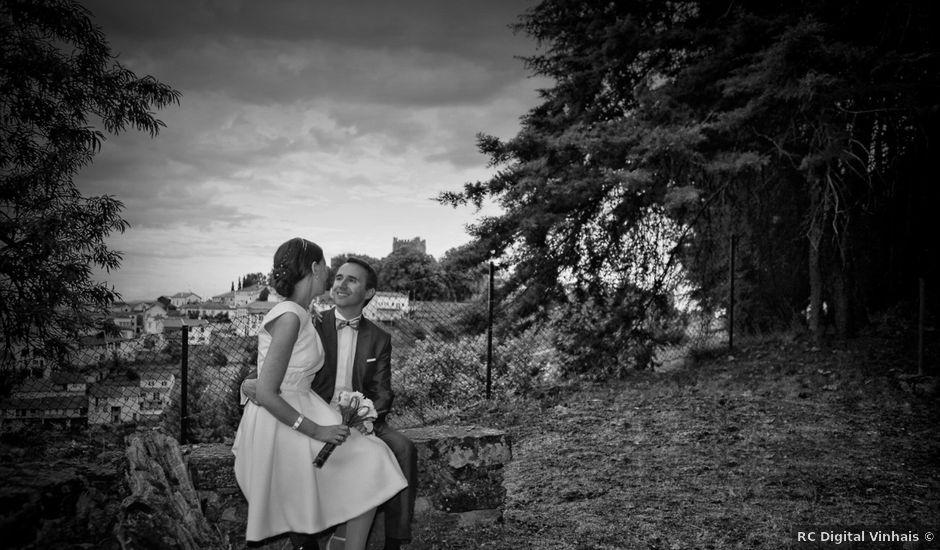 O casamento de Roberto e Xana em Bragança, Bragança (Concelho)