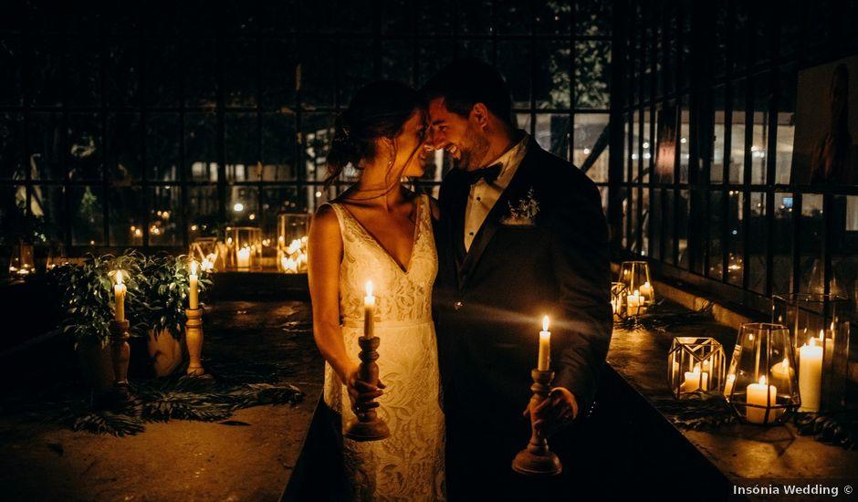 O casamento de Tiago e Catarina em Porto, Porto (Concelho)