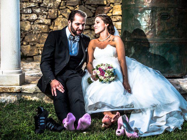 O casamento de Filipe e Carla em Sobral de Monte Agraço, Sobral de Monte Agraço 1