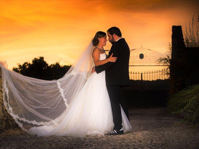 O casamento de Carla e Filipe