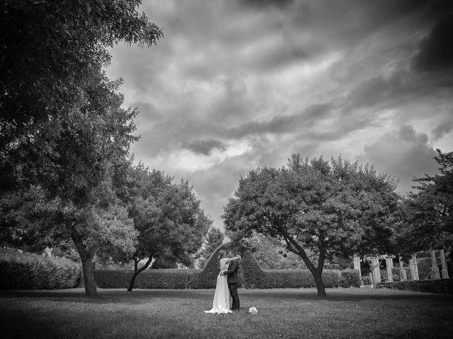 O casamento de Maria e Sérgio