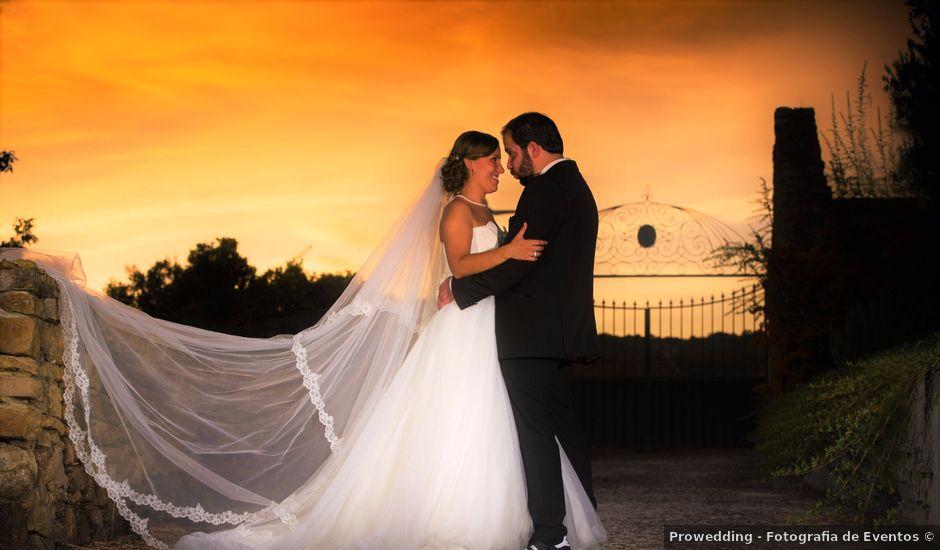 O casamento de Filipe e Carla em Sobral de Monte Agraço, Sobral de Monte Agraço