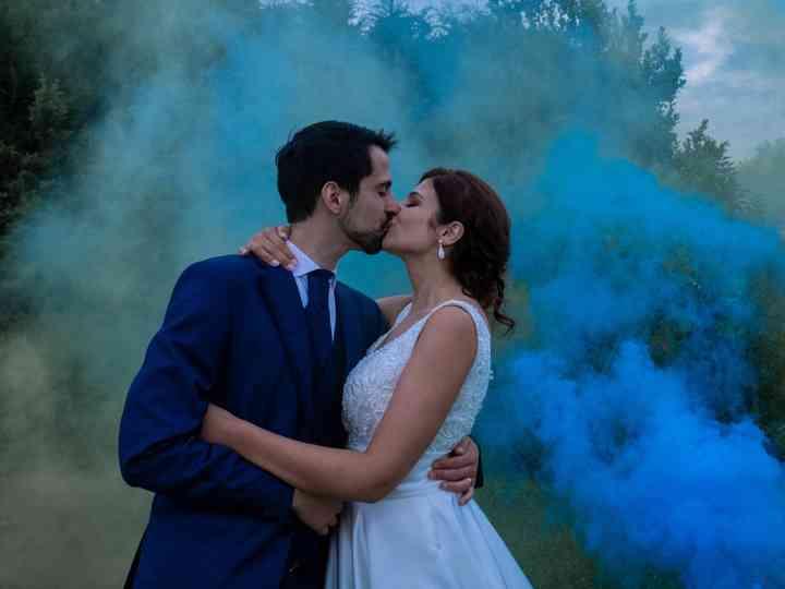 O casamento de Rita e António