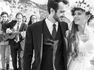 O casamento de Aleksandra e Pedro